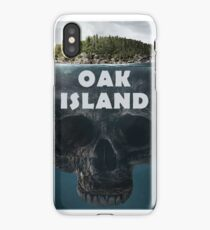 Oak Island Nova Scotia Canada iPhone Case/Skin