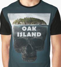 Oak Island Nova Scotia Canada Graphic T-Shirt