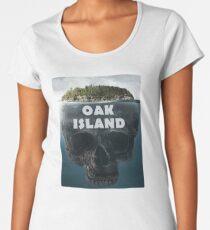 Oak Island Nova Scotia Canada Women's Premium T-Shirt