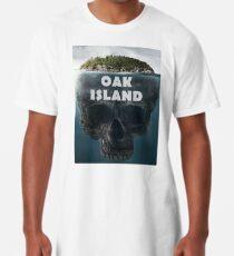 ceb01434c Oak Island Nova Scotia Canada Long T-Shirt