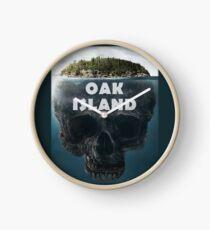 Reloj Oak Island Nueva Escocia Canadá