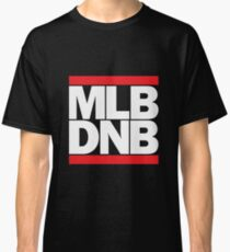 MLB DNB (White on Dark) Classic T-Shirt