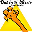 Cat in the House VRS2 by vivendulies