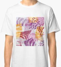 Safari pattern Classic T-Shirt