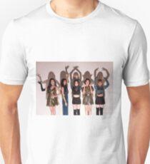 Peek-A-Boo - Red Velvet - Perfect Velvet T-Shirt