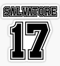 Salvatore Jersey Sticker