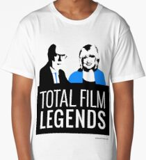 Margaret and David - Total Film Legends Long T-Shirt