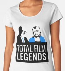 Margaret and David - Total Film Legends Women's Premium T-Shirt