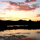 Tranquillity at Dusk by Kathie Nichols