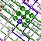 San Francisco map - Tenderloin by Localist