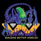 Building Better Worlds - Aliens by TrulyEpic
