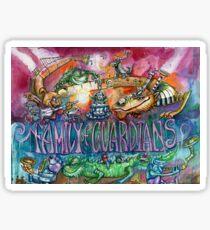 Creature Music Steampunk Tshirt Sticker