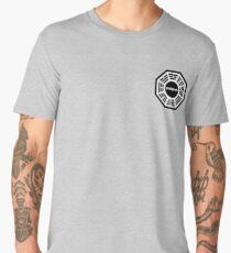 Dharma Initiative Sign Men's Premium T-Shirt