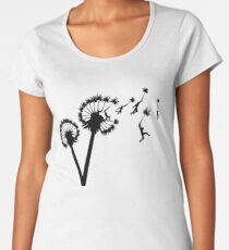 Dandy Flight Women's Premium T-Shirt