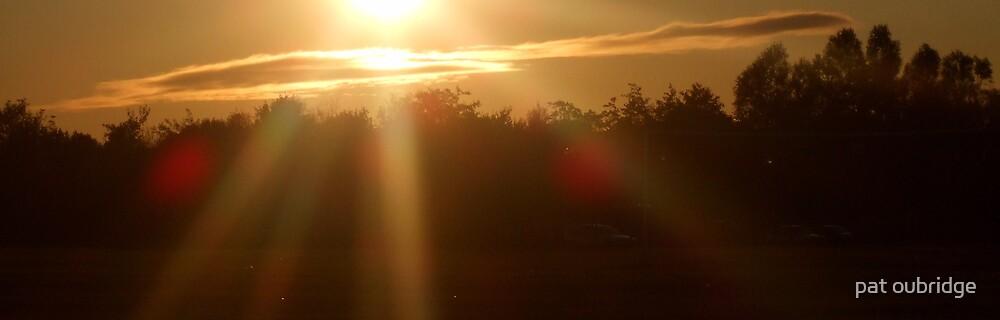 Across the Field by pat oubridge