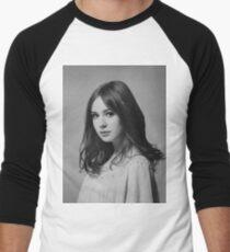 Karen gillan Men's Baseball ¾ T-Shirt