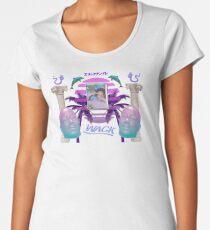 Eric Andre Show Vaporwave Women's Premium T-Shirt