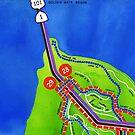 San Francisco map - Presidio by Localist