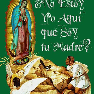 Guadalupe Virgin Mary Our Lady of  Mexico & St Juan Diego 04 by hispanicworld