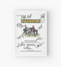 Riverdale Script Hardcover Journal