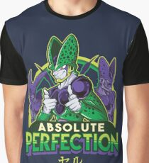 Absolute Perfection - Dragonball Z Graphic T-Shirt