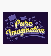 Pure Imagination Photographic Print