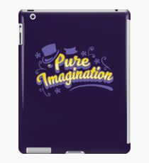 Pure Imagination - Willy Wonka iPad Case/Skin