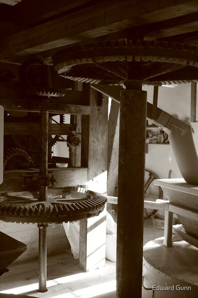 Mill Wright by Edward Gunn