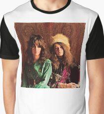 Queens of Rock! Grace & Janis Graphic T-Shirt