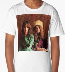 Queens of Rock! Grace & Janis Long T-Shirt