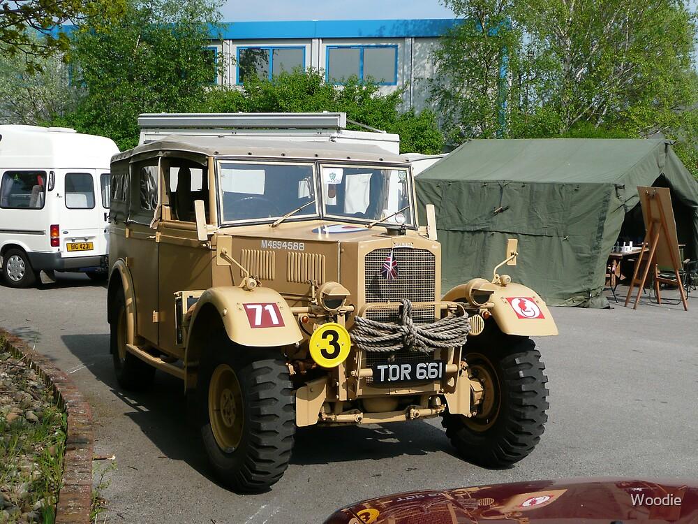 "1941 ""Humber"" Staff Car by Woodie"