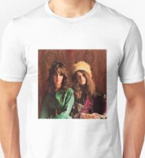 Queens of Rock! Grace & Janis Unisex T-Shirt