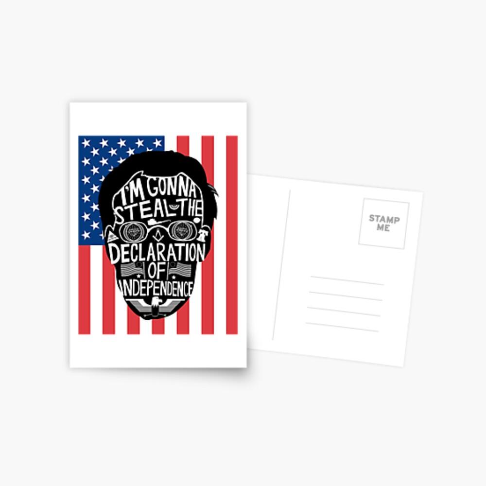 Public Enemy Number One Postkarte