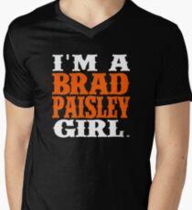 Brad Paisley Men's V-Neck T-Shirt
