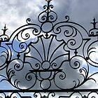 Gate Decoration by lezvee