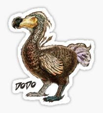 Ark Survival Evolved - Dodo Sticker