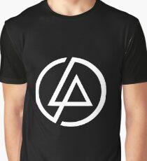 Linkin Park Round Logo Graphic T-Shirt