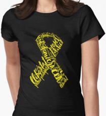 LLAÇ GROC - LLIBERTAT PRISONERS POLITICS & NOMS Women's Fitted T-Shirt