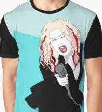 Cyndi Lauper No5 Graphic T-Shirt