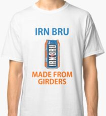 Irn Bru - Made From Girders Classic T-Shirt