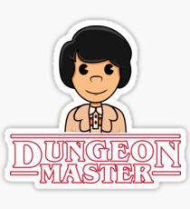 MIKE THE DUNGEON MASTER Sticker