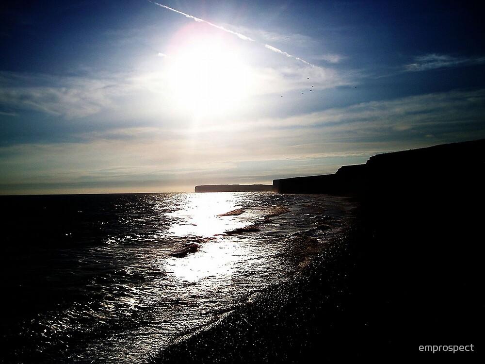 Beachy Head by emprospect