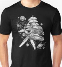 Space Whale Unisex T-Shirt