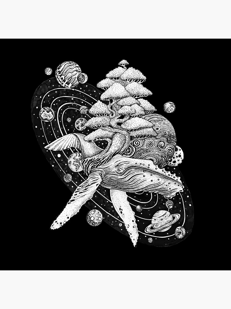 Ballena Espacial de Ruta