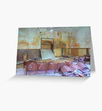Lost Place 04, Beelitz Heilstaetten, Beelitz Heilstätten Greeting Card
