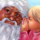 Whispering by Liesl Yvette Wilson