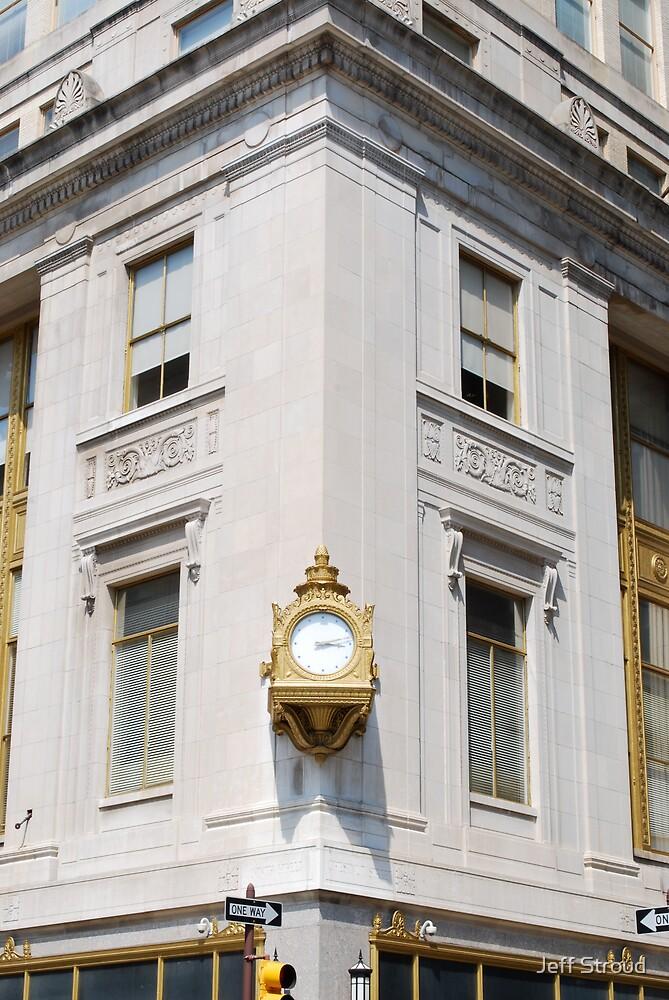 clock  by Jeff stroud