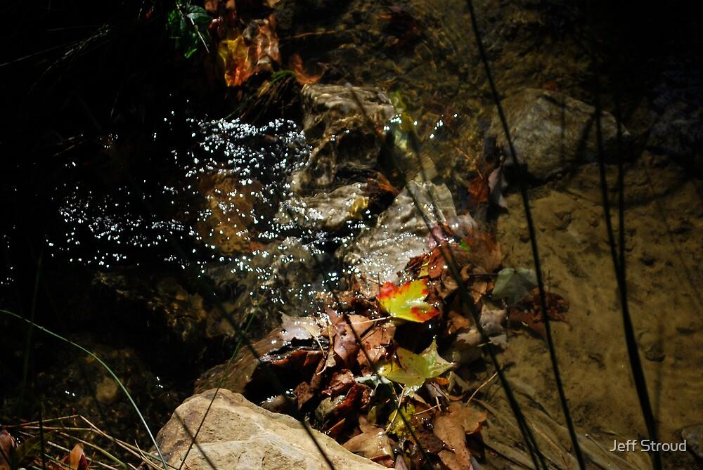 fall creek by Jeff stroud