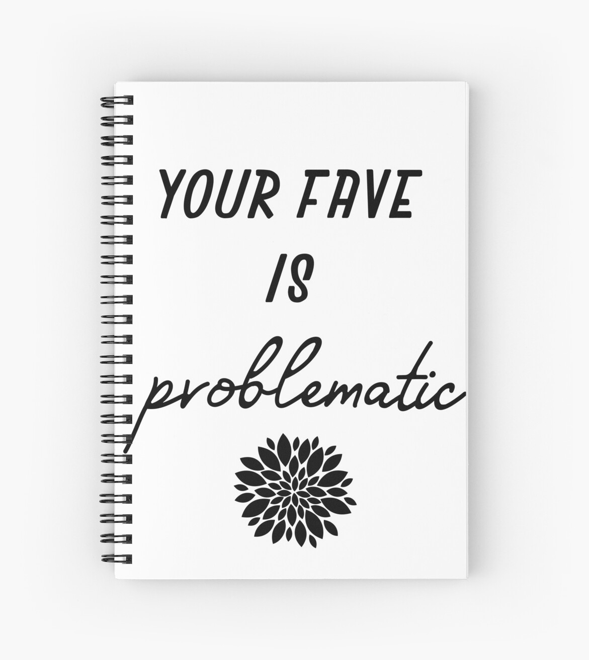 your fave is problematic by extortion-com