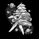 «Ballena Espacial» de Ruta Dumalakaite